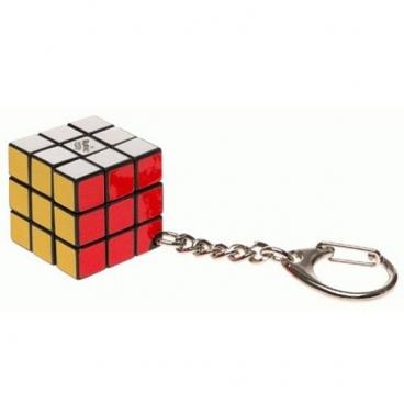 """Брелок """"Мини-Кубик Рубика 3х3"""" полезный аксессуар, работающий подойдет для подарка детям и взрослым."""