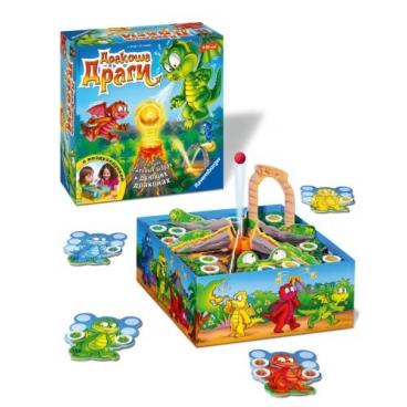 Детская игра Дракоша Драги предназначенная для настольного использования