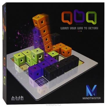 Настольная игра QBQ - интересная детская не оставит равнодушным ни одного ребенка.
