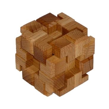 Хочешь разгадать новые загадки, тогда Узел-куб создан для тебя.
