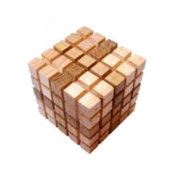 Куб из 4-х элементов (большой)понравится детям и их родителям проводить свобобное время весело и с пользой.