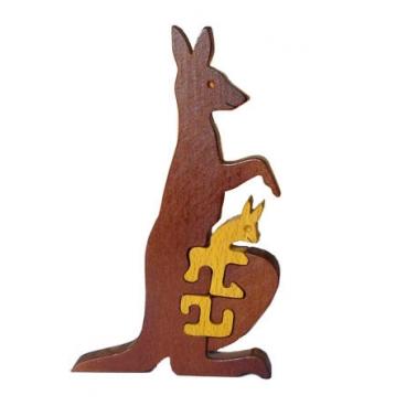 Увлекательная детская головоломка Неразберишка Кенгуру, понравится вашим детям и их друзьям.