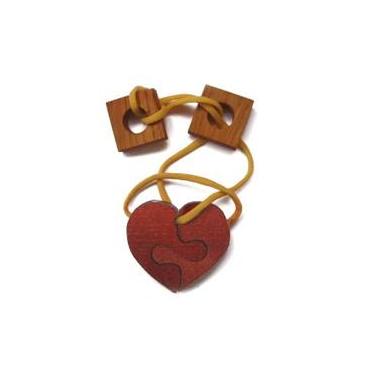 Интересная и увлекательная головоломка Разбитое сердце - 2.
