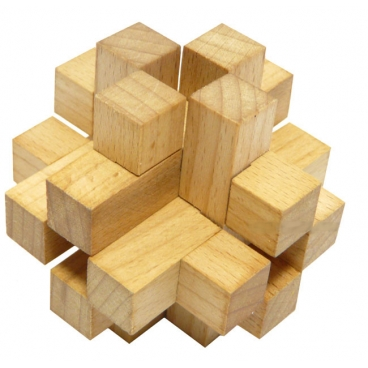 """Интересная головоломка проверенная годами получила название Узел """"Альтекрузе"""" в ней есть 12 элементов."""