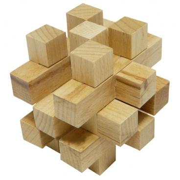 """Завораживающая головоломка для детей Узел """"Альтекрузе"""" состоит из 14 элементов."""