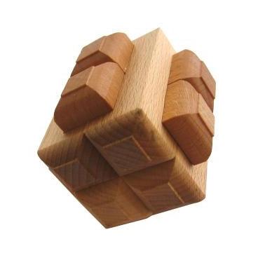 Увлекательная головоломка для детей Узел 224 (8Б) (с фасками).