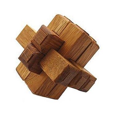 Увлекательная деревянная головоломка Узел 234 (9Б) (с фасками).