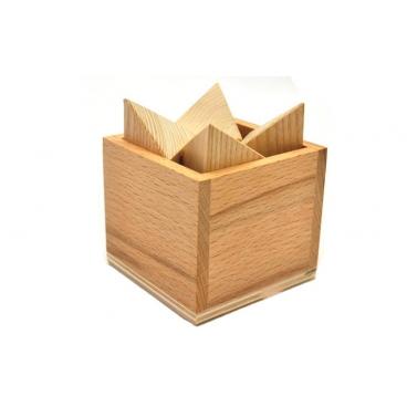 Прекрасная головоломка для детей Упаковка № 4 порадует вас и ваших детей.