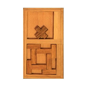 Увлекательная головоломка 4Т+ создана специально для маленьких эрудитов.