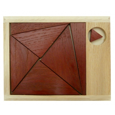 Отгадай загадку Бермудский треугольник в новой увлекательной головоломке.