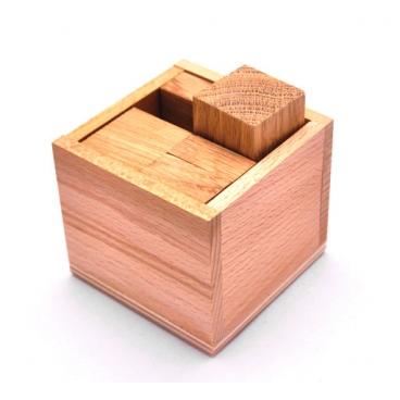 Начни разввать логику малышу вместе с головоломкой Кубик для начинающих