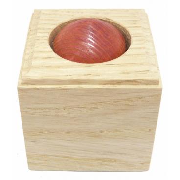 Захватывающая шуточная деревянная головоломка «Ракета» - оригинальная, интересная и красивая игра для всей семьи.