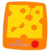 Головоломка Сыр в мышеловке (пластм)