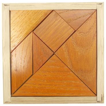 Захватывающая деревянная головоломка «Танграм» - уникальная, интересная и очень полезная игра для взрослых и детей.