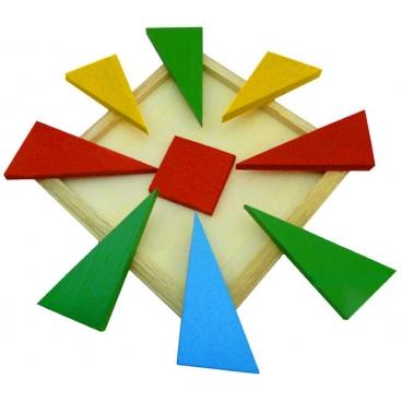 Если ваш ребенок еще не знает цвета, тогда ему стоит поиграть в увлекательную головоломку Четыре цвета.