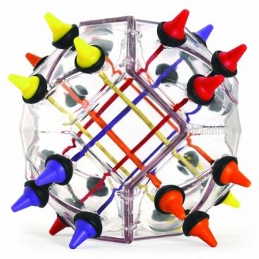 Узел 2.0 (BrainString Advanced) - Увлекательная детская головоломка представлена у нас.