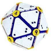 Занимательная головоломка Судоку-Шар (IcoSoKu)