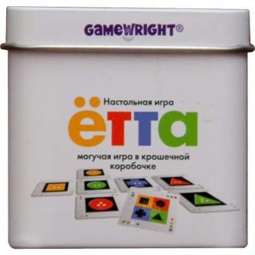 Замечательная детская логическая Маленькая игра ЁТТА понравится каждому ребенку