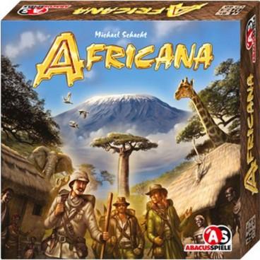 Увлекательна детская игра - головоломка «Захватывающие приключения в неизведанной Африкане (Africana)»