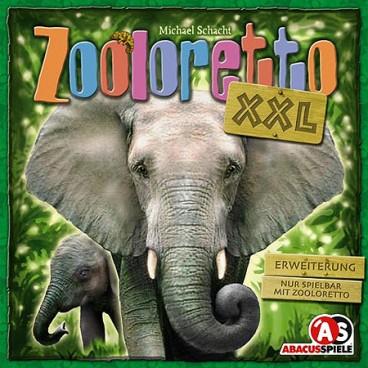 Зоолоретто XXL (Zooloretto XXL) – это полезное приложение и дополнение к увлекательной настольной игре Зоолоретто.