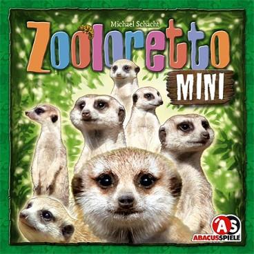 Увлекательная детская игра Зоолоретто мини (Zooloretto mini) с простыми и понятными правилами.