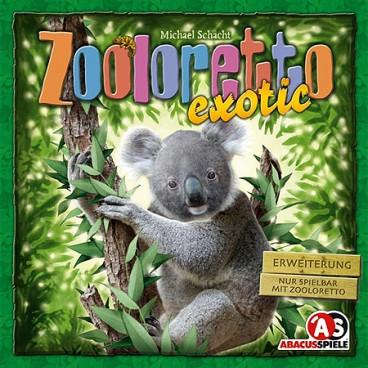 Красочное дополнение Зоолоретто Экзотик (Zooloretto exotic) – это полезное приложение к увлекательной настольной игре Зоолоретто.