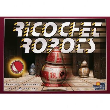 Замечательная семейная игра на память, логику и внимательность «Фантастические сумасшедшие роботы (Ricochet Robots)».