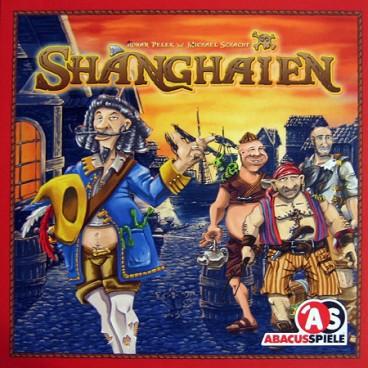 Шанхай (Shanghaien) - увлекательная карточная игра для всей семьи, очень компактна и удобна - «Морские пираты попадают в Шанхай (Shanghaien)».