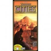 Стратегическая настольная игра 7 Чудес: Города (дополнение) (7 Wonders: Cities)