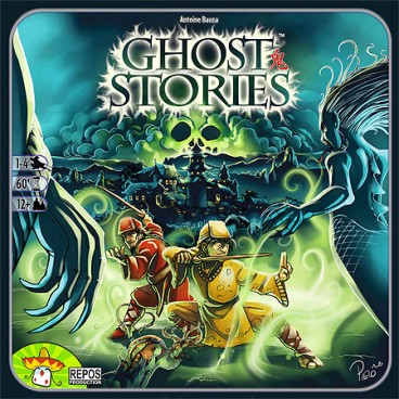 Настольная игра, в которой призрак рассказывают свою историю, а дети узнают все его тайны и загадки.