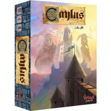 Настольная игра Кайлюс понравится веселой компании детей и их родителей.
