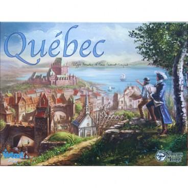 Настольная игра Квебек отлично подойдет, как досуг для большой компании детей, так и для время провождения родителей и детей.