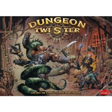 Темница (Dungeon Twister: Prison) – А вы уже купили новую игру Лабиринты подземелий: Темница (Dungeon Twister: Prison) и разгадайте все секреты гигантского лабиринта