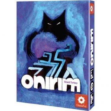 Лабиринт сновидений Онирим (Onirim) подарит вам атмосферу и загадочное настроение