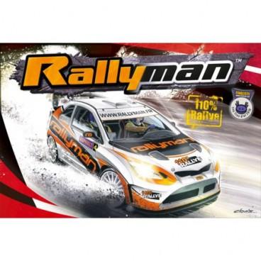 Раллимэн (Rallyman) истинный симулятор ралли. Почувствуйте себя настоящим гонщиком