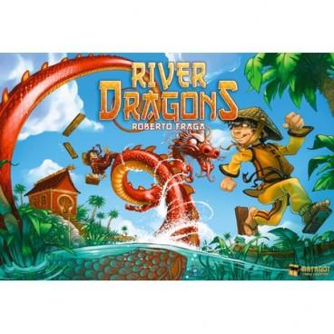 Любите играть в большой компании, тогда покупайте новую игру Речные драконы (River dragons)