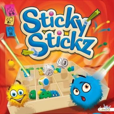 Проверьте свою скорость и внимательность вместе с игрой Стики-Стикс (Sticky Sticks)