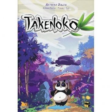 Создайте свой личный сад для большого черно-белого медведя в увлекательной игре Такеноко (Takenoko)
