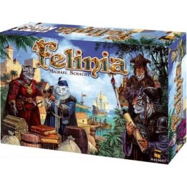 Исследуйте таинственный континент в игре Фелиния (на англ.) (Felinia) поможет вам отдохнуть и поиграть всей семьей