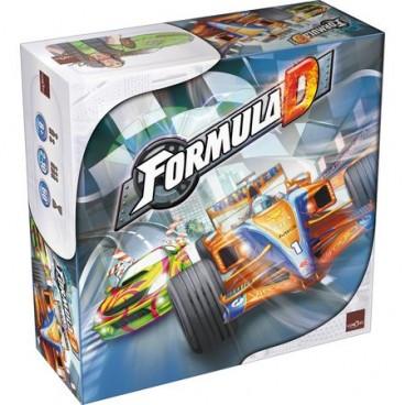 Вы уже играли в Формула Д (на англ.) (Formula D), тогда приобретите новое дополнение к скоростному симулятору
