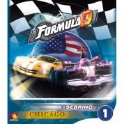 Настольная игра Формула Д: Дополнение №1 (Formula D: Sebring/Chicago)