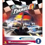 Настольная игра Формула Формула Д: Дополнение №2 (Formula D: Hockenheim/Valencia)