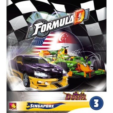 Вы уже влюбились в гонки Формула Д (на англ.) (Formula D), тогда купите себе еще несколько добавочных трасс.
