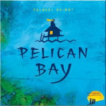 Купите Бухта Пеликанов (Pelican Bay) собирайте жетоны, создавайте пляжи и обыгрывайте своих друзей