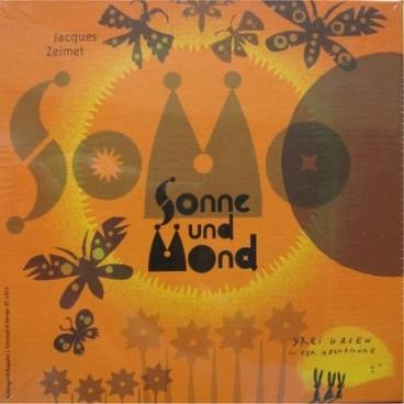 Игра Солнце и луна (Sonne und Moun) еще раз подтвердит, что это две противоположности, показав это на примере<br /><br />