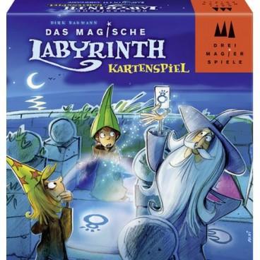 Магическая карточная игра Магический лабиринт - карточная игра. (The Magic Maze - Card Game ) завораживает своей загадочностью