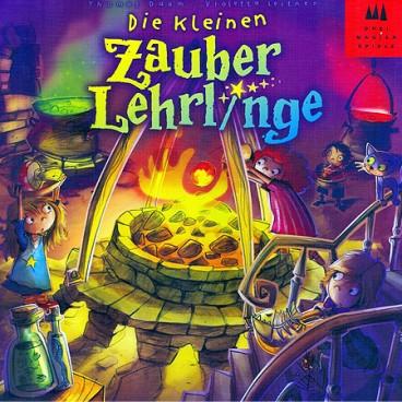Игры Маленькие Чародеи (Die kleinen Zauber Lehrlinge) -смекалка и ловкость вот, что нужно для увлекательной игре