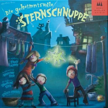 Звезды и аккуратность в увлекательной и завораживающей игре Падающая звезда (Die geheimnisvolle Sternschnuppe)