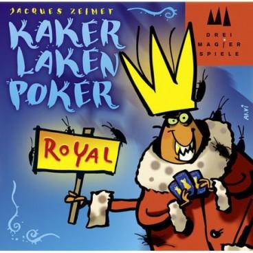 Тараканий Покер - новые дополнительные карты в обновленном дополнении к игре, королевский (Kakerlakenpoker Royal)