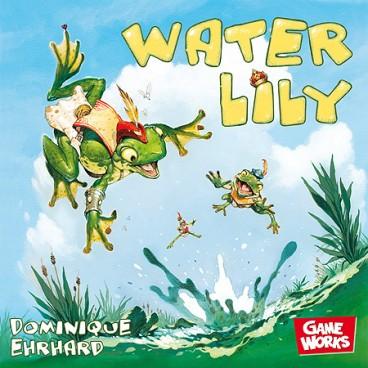 Хитрая и смешная гонка в быстрой игре Водяная лилия (Water Lily)